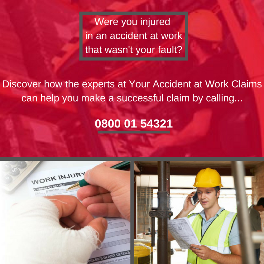 Successful accident at work claims