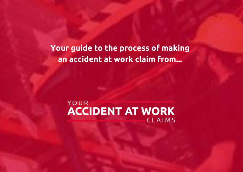 Guide to process of making an accident at work claim